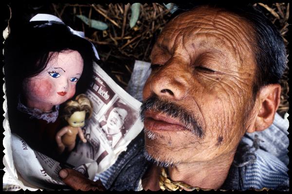 La Isla de las muñecas (Mexique)