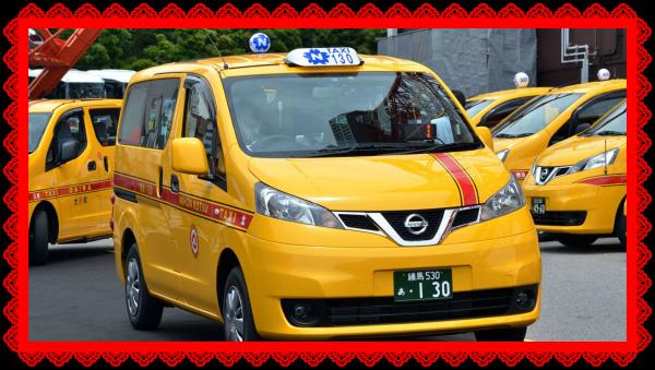 Ishinomaki (Japon) : Ils ont pris des fantômes à bord de leur Taxi