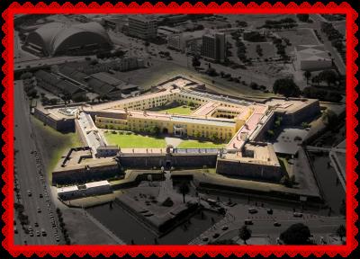 Les fantômes du Fort de Bonne-Espérance (Afrique du Sud)