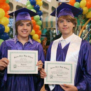 Zack et Cody, diplomés !! .. La fin