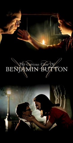 FRIDAY IS The Curious Case of Benjamin Button La Princesse de Sang-mêlé