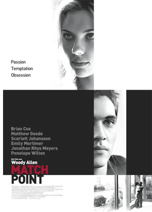 TUESDAY is Match Point  June