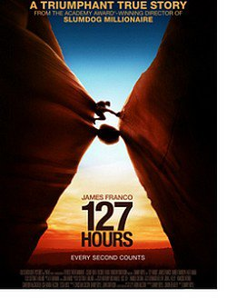 WEDNESDAY IS 127 hours  Miss C