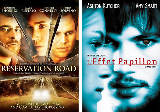 THURSDAY - Reservation Road & Effet Papillon  Arwen
