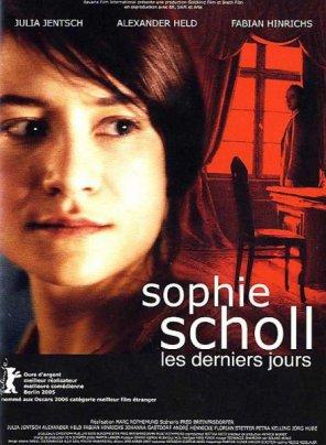 SUNDAY IS ... Sophie Scoll les derniers jours Naberrie