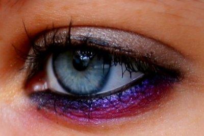 Une regard, un oeil, une expression...