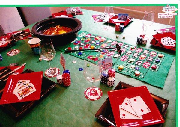 jeuw de table casino