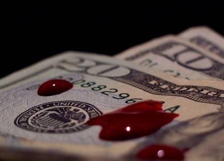 Là où il y a autant d'argent, il y a forcément du sang..