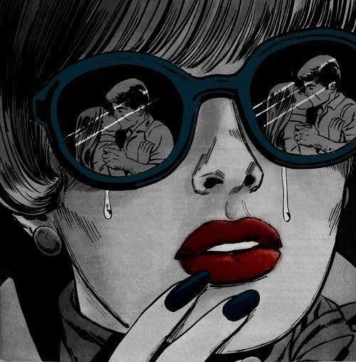 Les femmes malheureuses font des choses dangereuses.