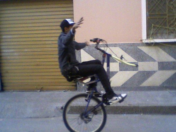 100% stunt  =D