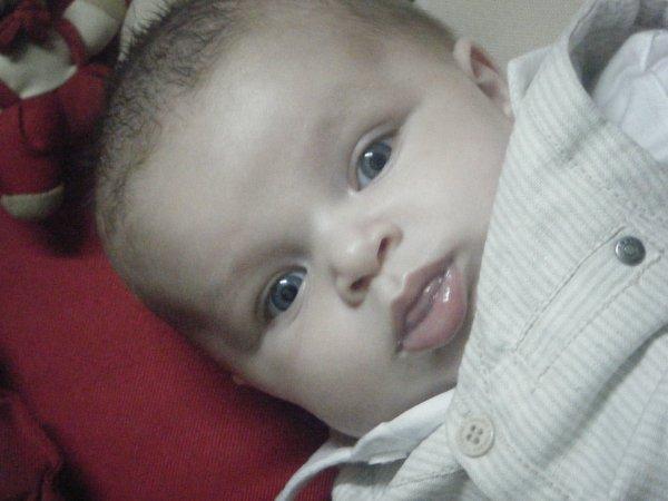 grandi tro vite mon bébé