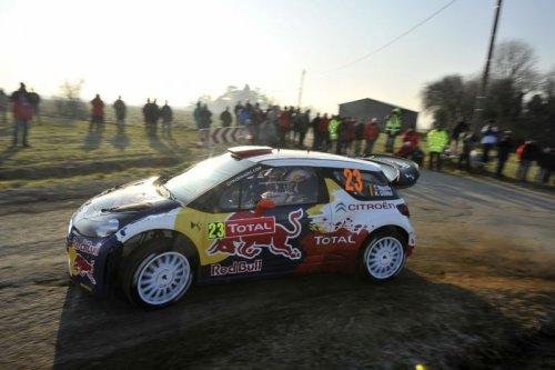 Début du championnat WRC - Rallye WRC Monte-Carlo - Shakedown