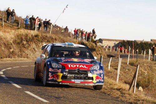Rallye WRC Monte-Carlo - Jour 1