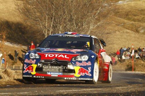 Rallye WRC Monte-Carlo - Jour 2
