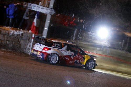 Rallye WRC Monte-Carlo - Résultat Final