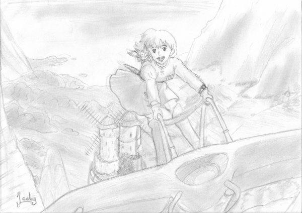 Nausicaa <3