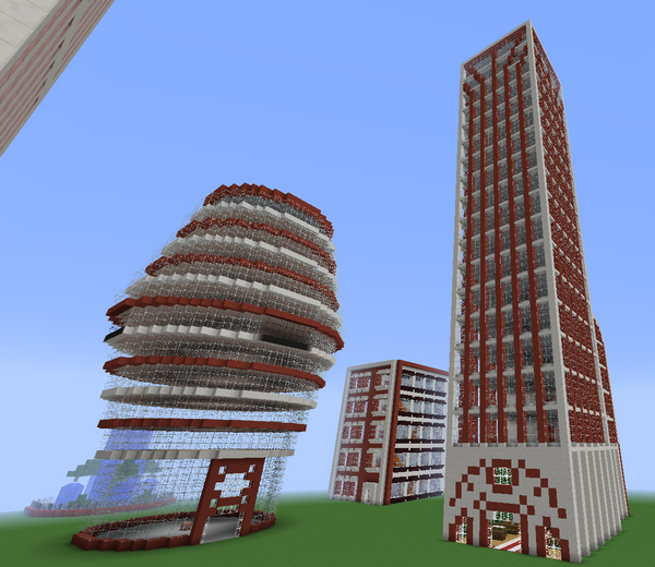 Quelques photos de Minecraft