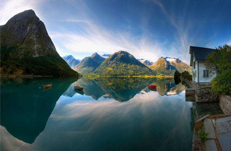 Violaine en Norvège
