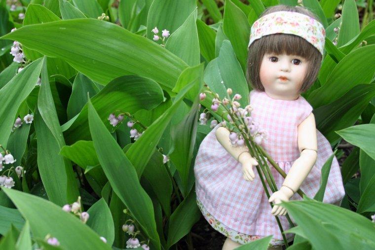 1er Mai - Loulotte vous offre quelques brins de Bonheur