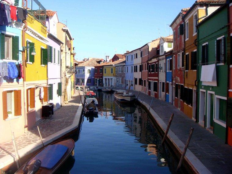 Petite pause pour un voyage sous le ciel de l'Italie ...