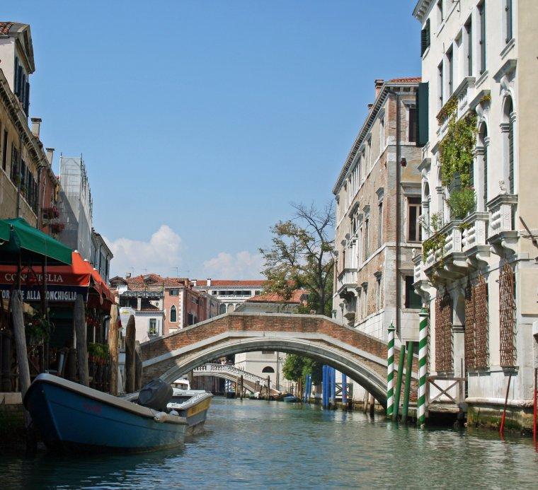 Venise - Promenade en gondole