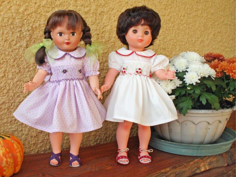 Les petites robes sont arrivées !