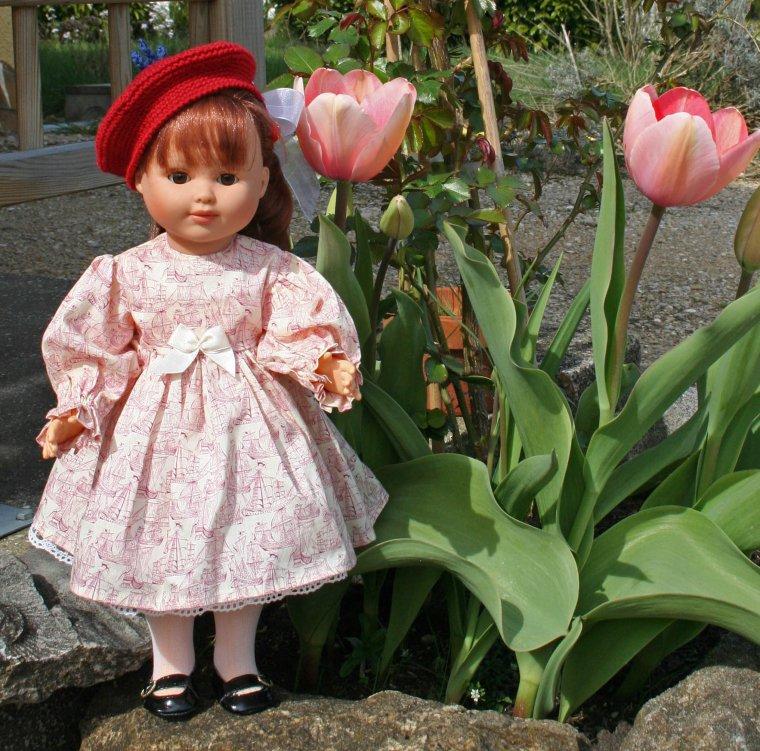 Premières tulipes