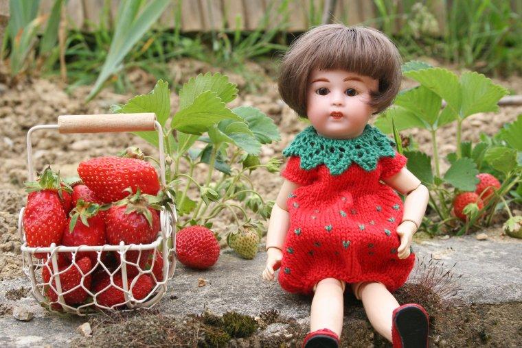 Des fraises, ça vous dit !
