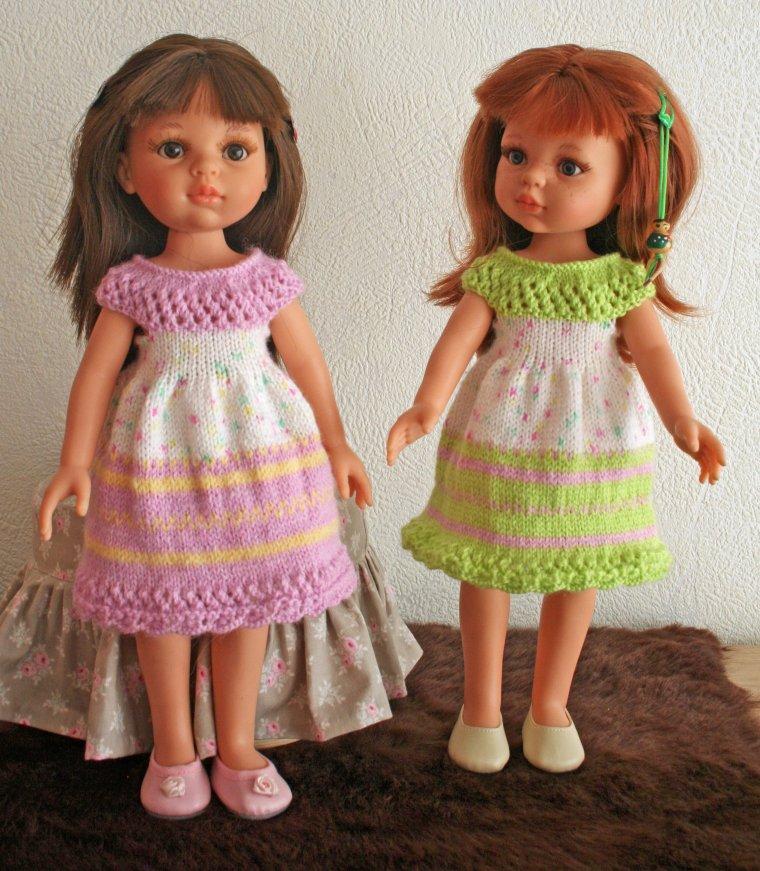 Deux soeurettes Paola Reina