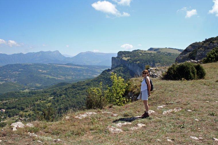 La montagne du Poët - Drôme