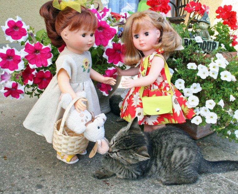Agathe et Fanny