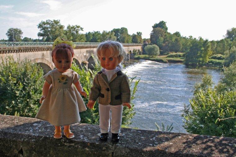 Digoin - Le Pont-Canal