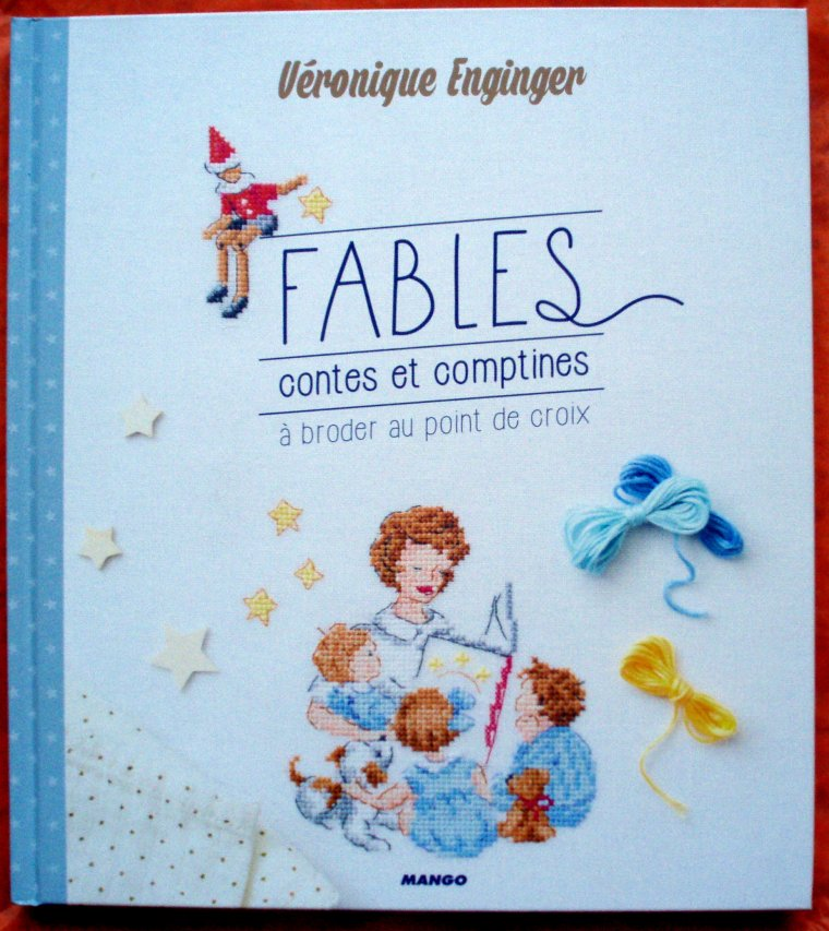 Broderie - Véronique Enginger