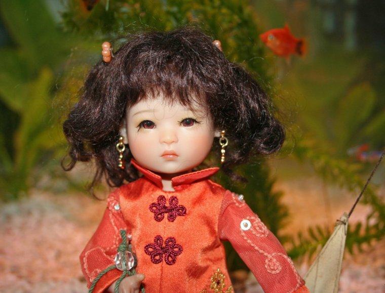 Four kindergartner - Ishara gardienne de la fortune