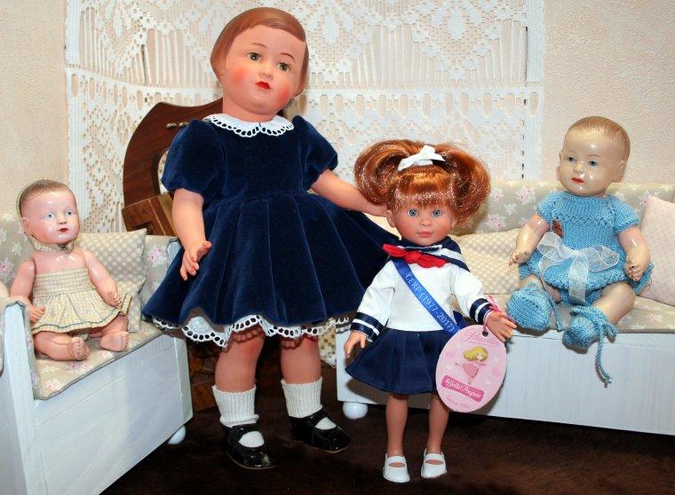 Ma jolie poupée Anniversaire - CERP 1977 - 2017