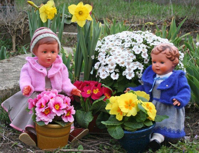 Bienvenue joli printemps !