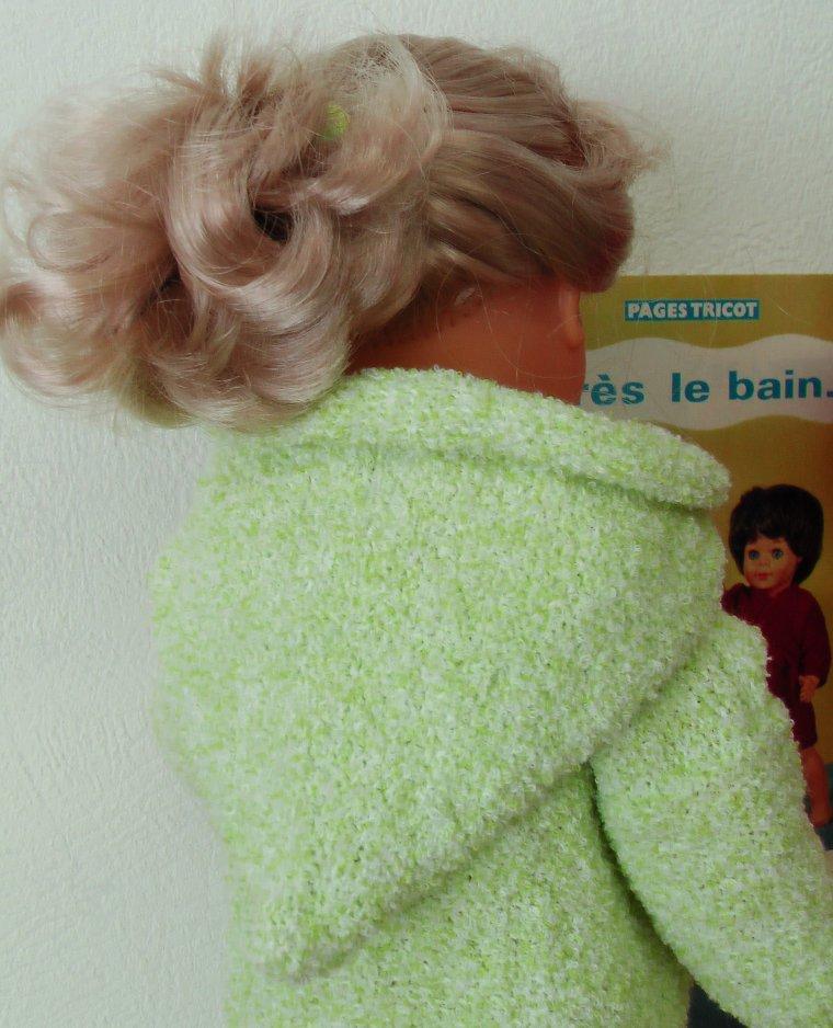 Je tricote, tu tricotes, elle tricote ...