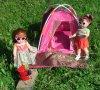 Camping Paradis pour Agathe et sa copine