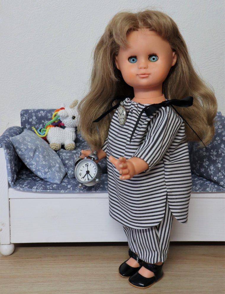 "Le Pyjama - ""Réveil matin"""