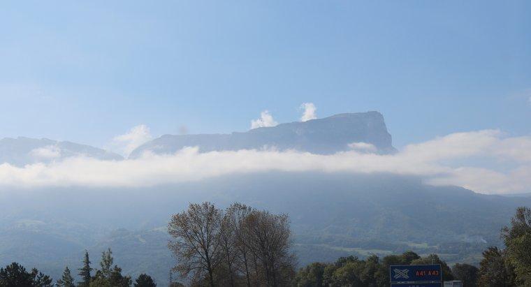 Massif de la Chartreuse - Le mont Granier