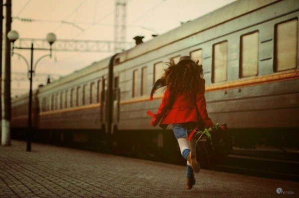Le train de ma vie