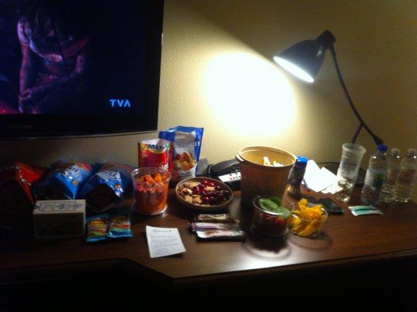 Party à l'hotel de Québec !! Soirée de filles  !! <33