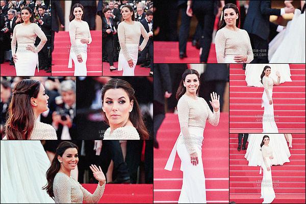"""* 11/05/16 : Eva  était présente lors du     """"Cafe Society"""" & Opening Gala   qui s'est déroulé au festival de    Cannes.   Eva a une jolie tenue mais contrairement a ce qu'on a d'habitude je dois avouer être  déçu de cette tenue mais elle reste bien -   petit TOP    ! *"""