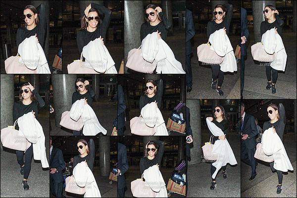 * 14/05/16 : Eva a été aperçu en train de prendre l'aéroport de Nice pour retourner chez elle dans - Los Angeles.   Eva a opté pour le confort pour son voyage ce qui est normal quand on sait le nombres d'heures  qu'elle doit faire pour arriver - à  LA     ! *