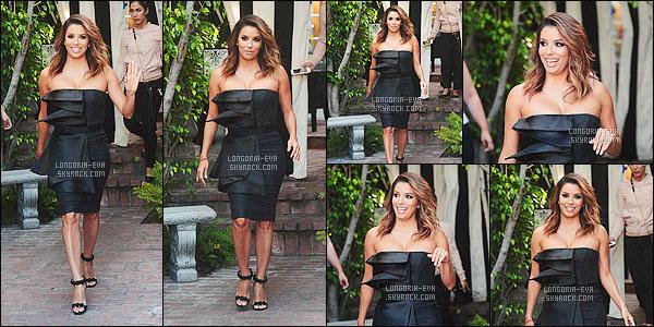 * 01/06/16 : Eva  était présente lors de la première de     Lowriders   diffusé lors du festival de film  de   Los Angeles.   Eva a une robe noire dans un style bustier dans une sorte de cuir qui cole bien a sa peau et fait une jolie tenue - c'est un très beau TOP    ! *