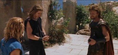 Troie~Galerie de Photos: Patrocles ( et Achille & Ulysse )