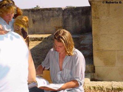 Troie~Galerie de Photos: tournage