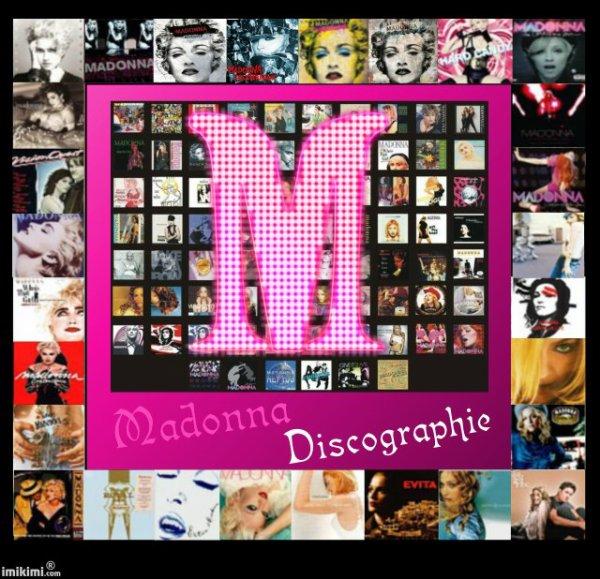 discographie madonna
