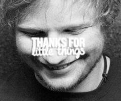 Little Things ♥
