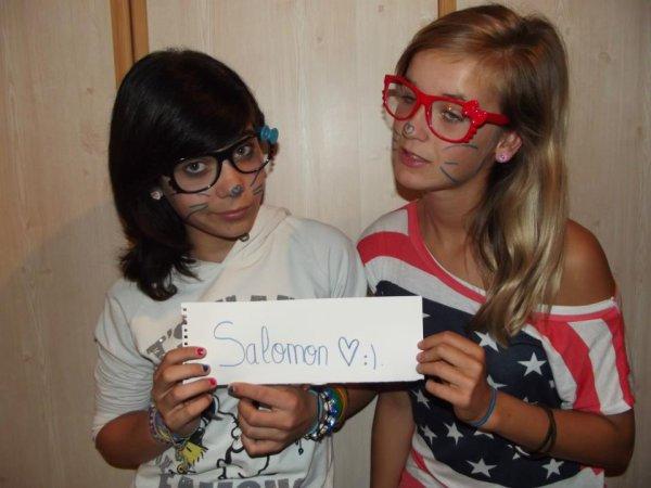 Laurena & Mélanie